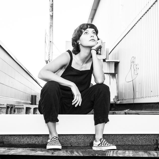 Meg Myers. Scranton, PA.